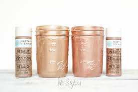 rose gold spray paint ka styles
