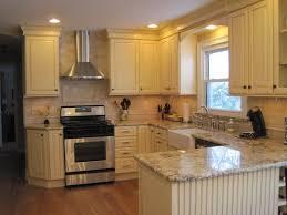 Small U Shaped Kitchen With Breakfast Bar - small u shaped kitchen designs homes abc