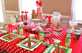 Christmas Table Decoration Ideas by Wonderful Christmas Table Decorating Ideas For Your Family Part