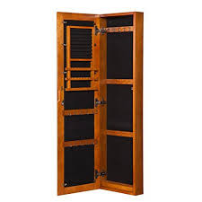 Wall Mirror Jewelry Storage 69 Best Wall And Overdoor Jewelry Organizers Jewelry Boxes Too