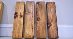 what stain looks on pine how to stain pine wood cut the wood