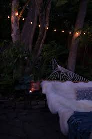 porch at night summer home tour cuckoo4design