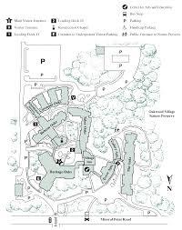 Uw Madison Campus Map Oakwood Village