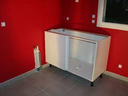 meuble pour evier cuisine cuisine encastrable awesome meuble de trendy pour evier newsindo co