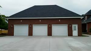 3 car detached garage pool house clarksville quality homes