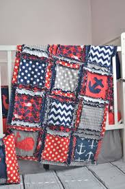 Baby Boys Crib Bedding by Best 25 Nautical Crib Bedding Ideas On Pinterest Nautical Theme