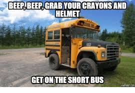 Short Bus Meme - 25 best memes about short bus meme short bus memes