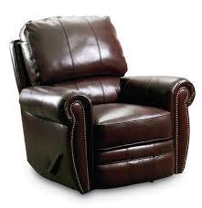 lane rockford leather rocker recliner with swivel