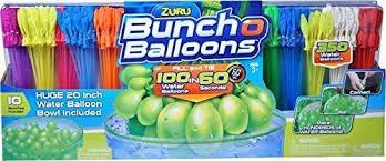 bunch of balloons zuru teplxr bunch o balloons fill in 60 seconds