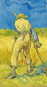 le moissonneur d apres millet by van gogh christie s vincent van gogh 1853 1890 le moissonneur d apres millet