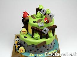 8 best angry birds cakes images on pinterest anniversary cakes