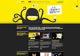 25 Examples Of Creative Graphic by 25 Examples Of Illustrated Characters In Web Design