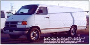 dodge maxi dodge b series vans ram and ram wagon