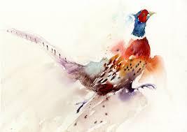 pheasant prints