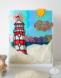 elizabeth craft designs meet me at the lighthouse card marsha