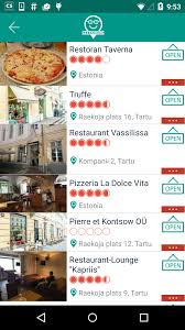 application cuisine android city guide android application by pskkar codecanyon