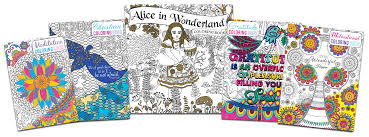 5 new additions to coloring book selection