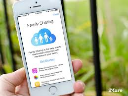 how to set up family sharing on iphone and ipad imore