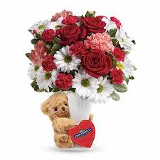 cheap flowers to send your heart rosy bouquet at send flowers