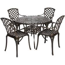 Aluminum Patio Dining Set Patio Dining Sets Outdoor Dining Chairs Sears