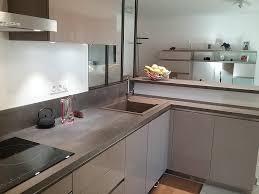 cuisine taupe mat einfach cuisine taupe meuble achat vente pas cher mat brillant et