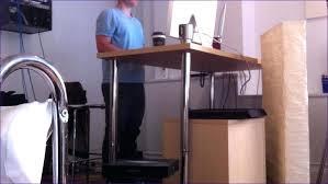 Treadmill Desk Ikea Ikea Coffee Table Standing Desk Ikea Desks Computer Desks Ikea