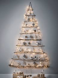 ladder christmas tree how to decorate a picture christmas tree nonagon style
