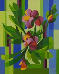 cubism flower painting cubism flower keresés decor cubism