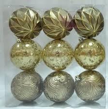 time gold shatterproof ornaments walmart canada