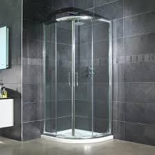 800 Shower Door 199 95 800 Quadrant Shower Enclosure And Shower Tray Bathroom