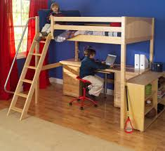 How To Make A Loft Bed With Desk Underneath by Lofts Bunks All About Kids Furniture
