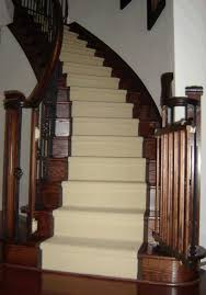 Staircase Spindles Ideas Interior Interesting Staircase Design Ideas Using Light Brown
