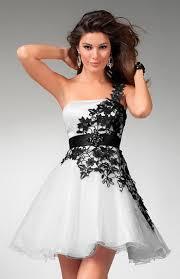 black and white dresses black and white grad dress fashion trendy