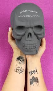 printable watercolor tattoos lou