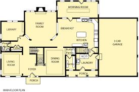 new home floor plans new house floor plans faun design