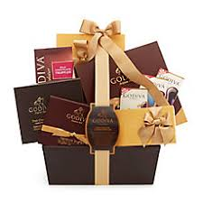 chocolate basket chocolate gift baskets and gift sets delivered godiva