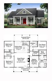 3 Bedroom 2 Bathroom House Plans 288 Best House Plans Images On Pinterest Architecture Small