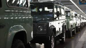defender land rover off road jaguar land rover to trademark defender design to see off rivals