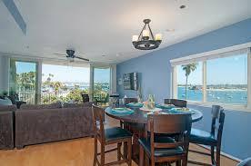 sdsu dining room mission beach condo w bayside views ra91543 redawning