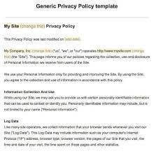 information security policy template for small business sample