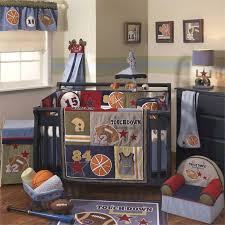 Vintage Boy Crib Bedding Baby Boy Sports Crib Bedding Colour Story Design The Awesome