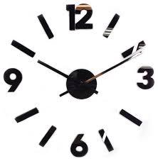 Modern Wall Clock Contemporary 30