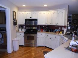 Before And After White Kitchen Cabinets Before And After Of White Kitchen Cabinets Vintage Chic Painting