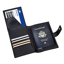 The 11 best passport wallets for both men and women
