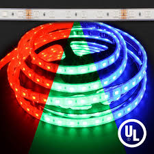 Led Color Changing Light Strips by Waterproof Color Changing Rgb 5050 72w Led Strip
