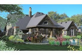 Montagna Di Grazioso Country Style Floor Plan David E Wiggins Pllc House Plans With Lanai