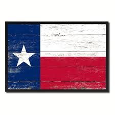 Texas State Flag Image Texas State Home Decor Man Cave Wall Art Collectible Decoration