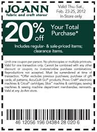 joann fabrics website joanns coupons 20 entire purchase seattle rock n roll marathon