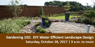 design your own water wise landscape the woodlands township