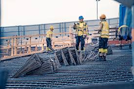 Rebar Worker The Construction Business In Finland Is Strongly Dependent On
